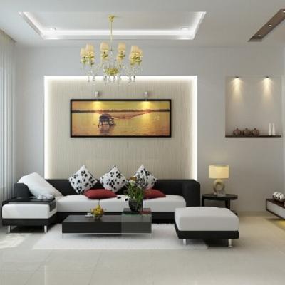 Thiết kế nội thất nhà ống mặt tiền 4m